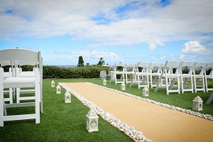 Wedding Ceremony can be held onsite