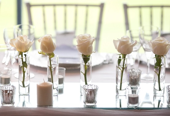 Wedding Reception Venue Room Shot